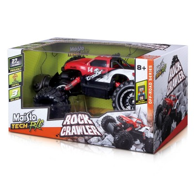 Rock Crawler Maisto Tech Джип